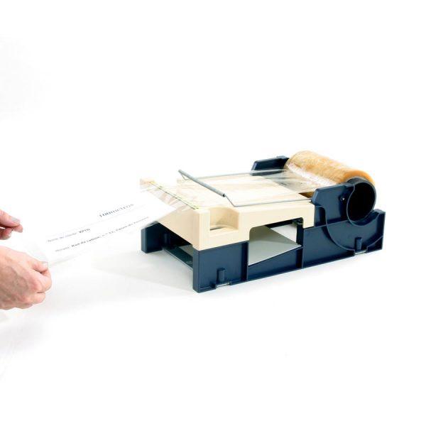 Desenrolador de Fita para Proteção