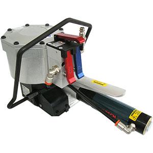 Maquina de cintar fita de aço pneumática INCA HT 13/19