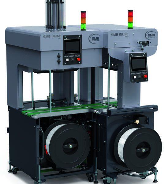 Maquina de Cintar Automatico SMB INLINE