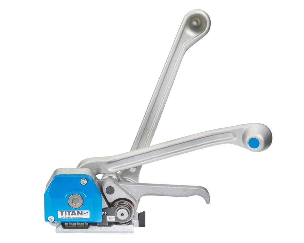 Maquina de Cintar com fita de aço manual HKE-L 1