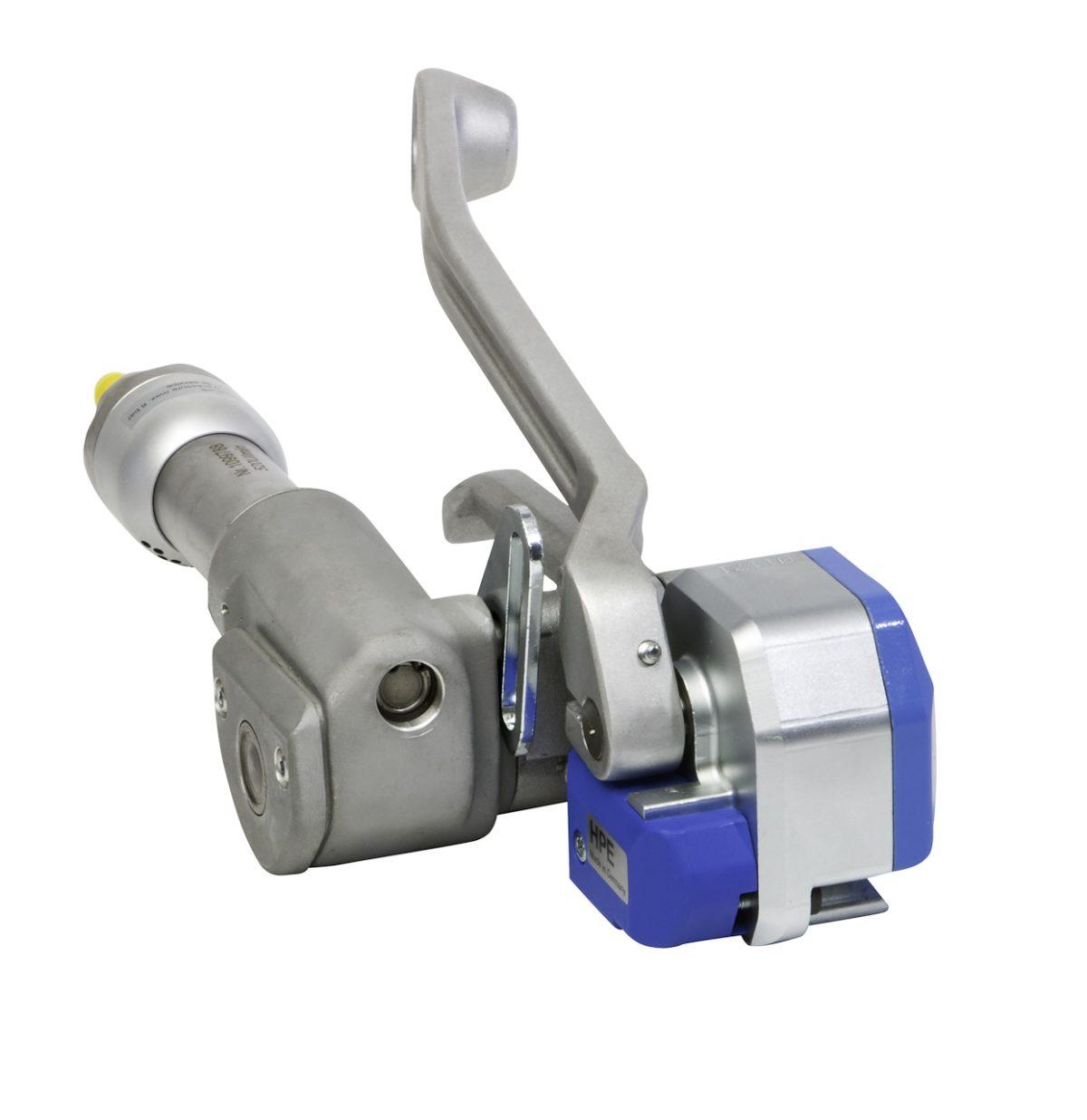Maquina de Cintar com fita de aço pneumática HPE-L