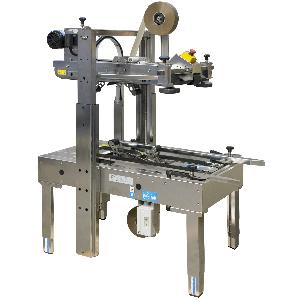 Maquina de fecho de caixa sem-automatica com ajustamento manual SM2-I