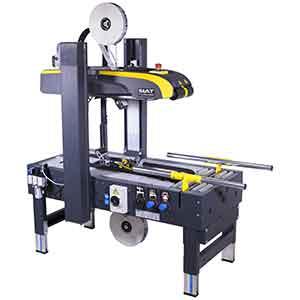 Maquina de fecho de caixa semi-automatica autodimensionaveis SR20