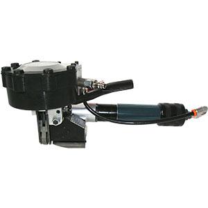 Maquina de cintar fita de aço com união ST 10/19