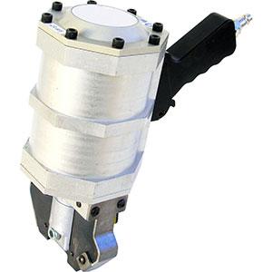 Maquina de cintar fita de aço com união STP 19/32